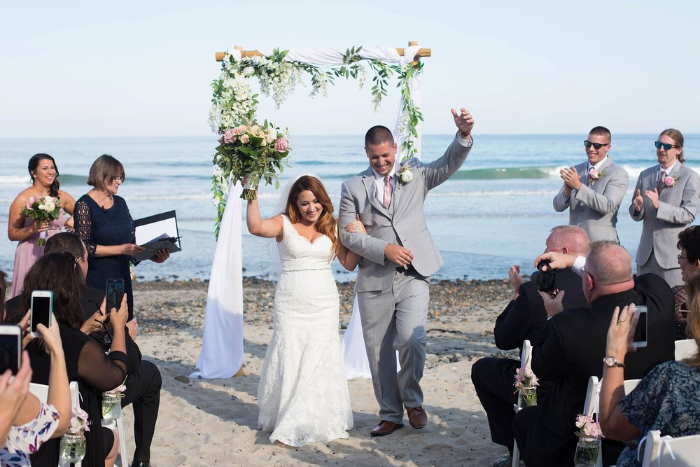 beach weddings in Maine