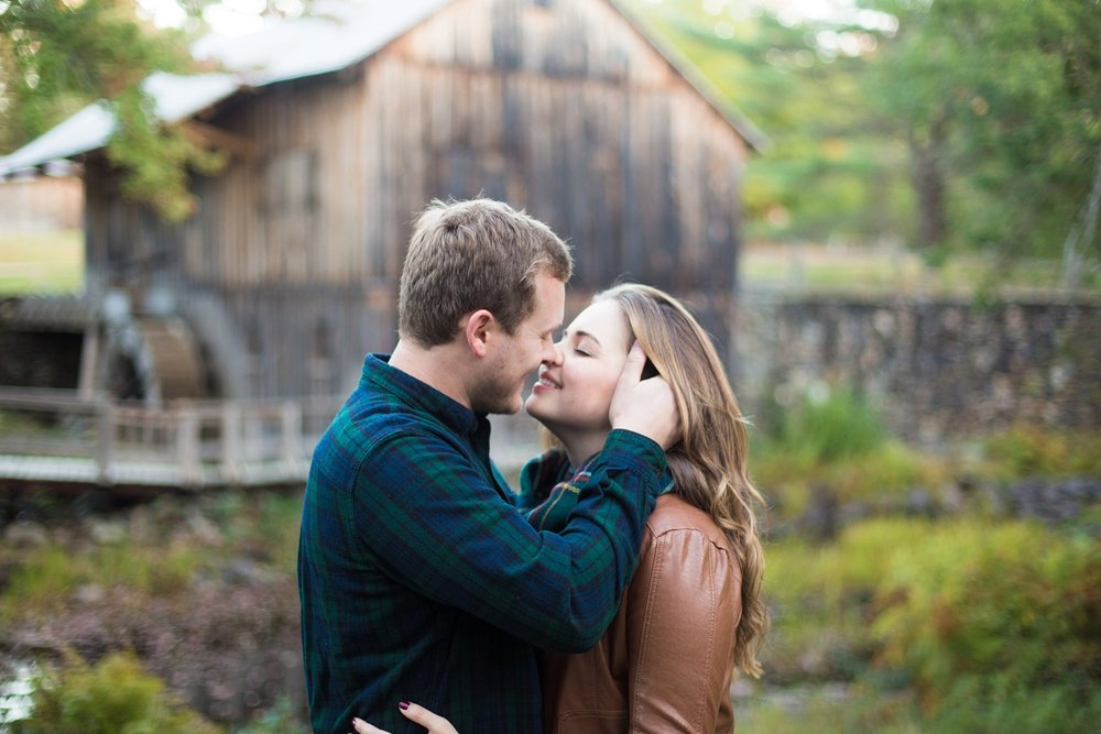 Leonard Mills Engagement Photos