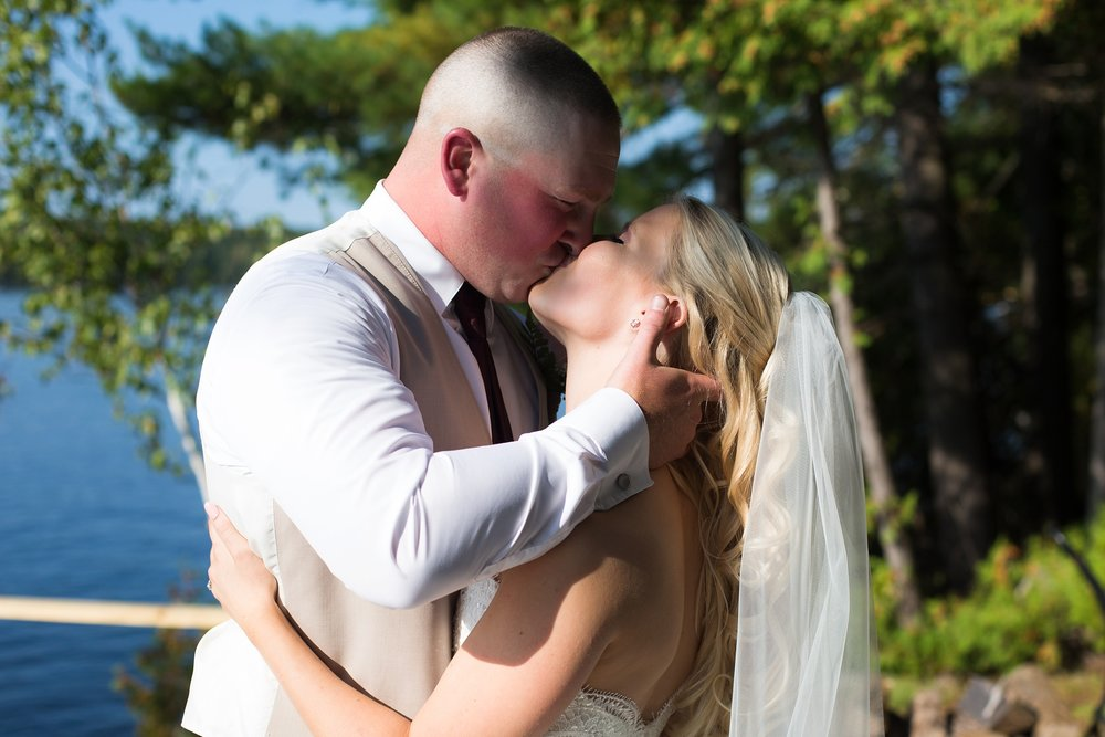 Sidney Maine Wedding Photographer