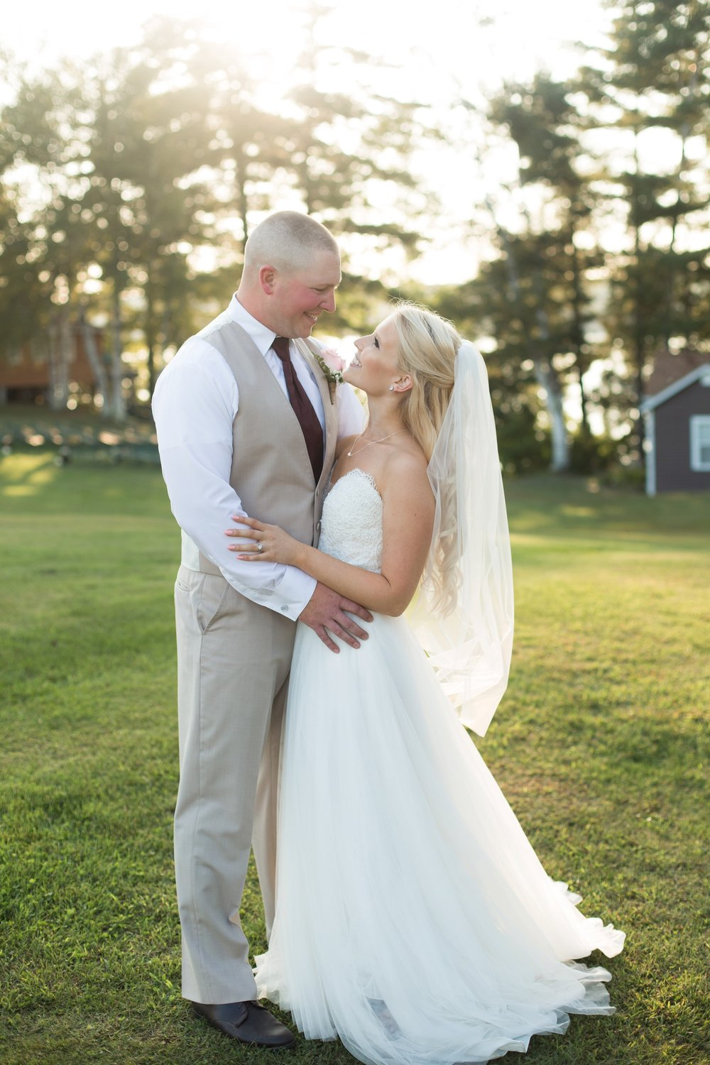 Wedding Photographers in Sidney Maine