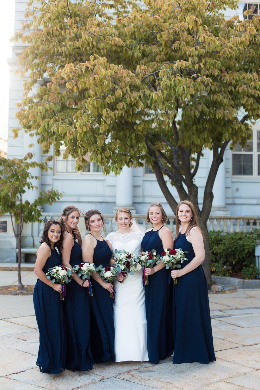 Portland City Hall Wedding Photos