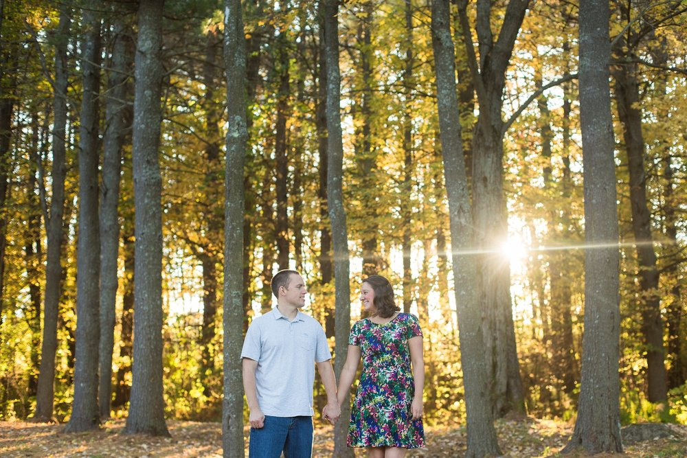 Auburn Maine Engagement Pictures