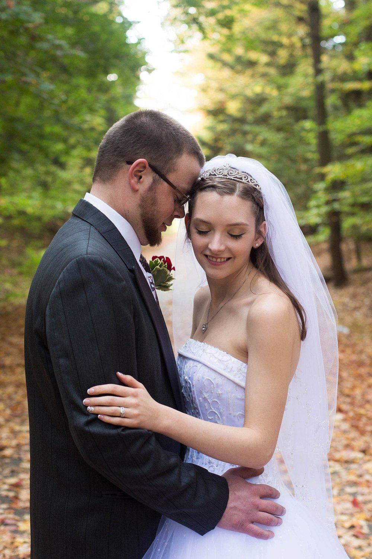 october wedding in maine