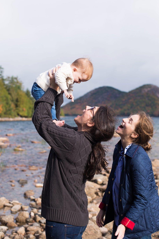 Jordon Pond Family Photos