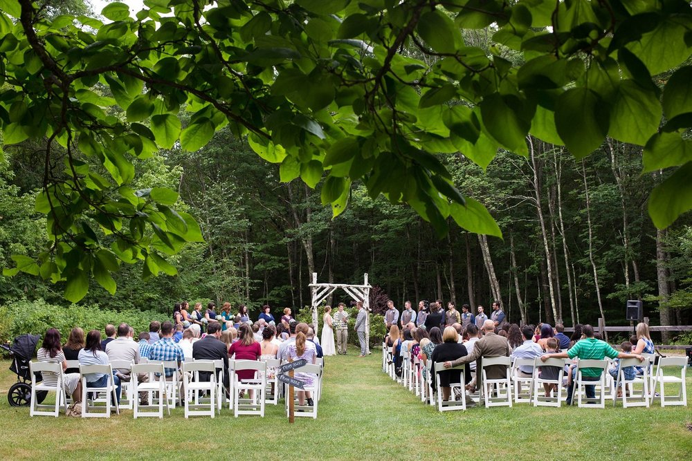 weddings at caswell farm maine