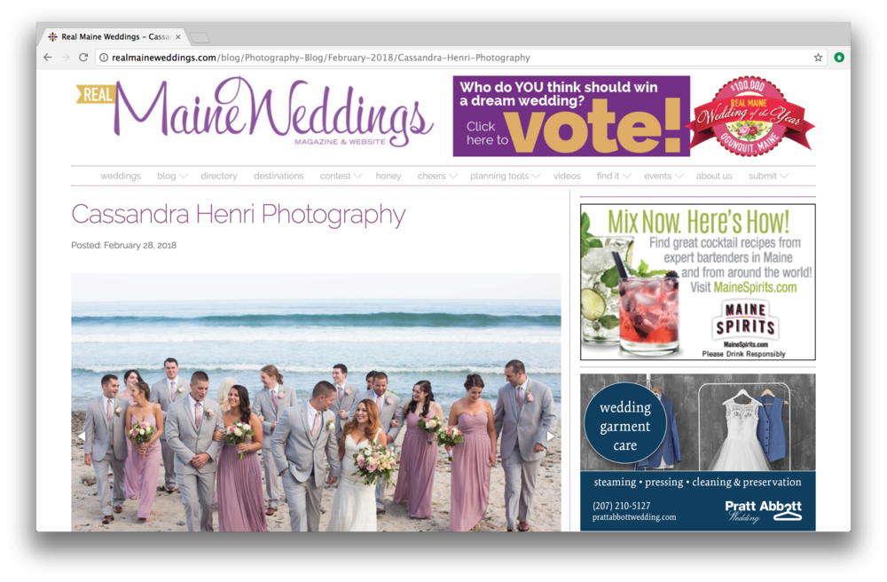 real maine weddings photographers