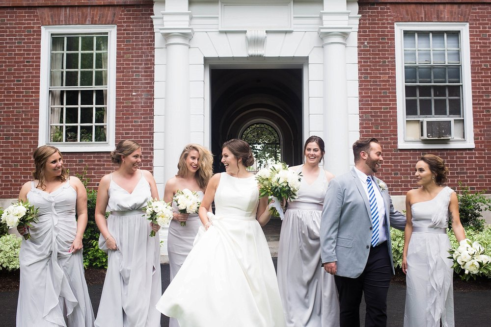 harvard university wedding