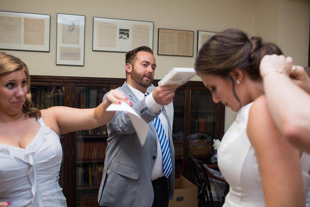 fanning bride