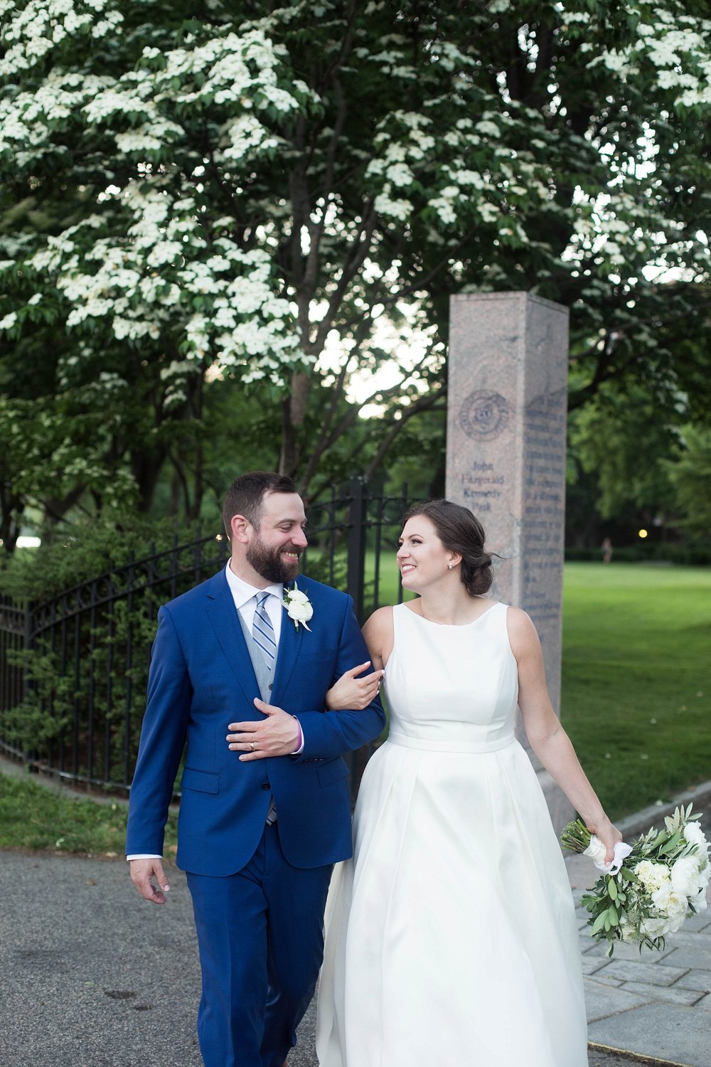 jfk park boston wedding