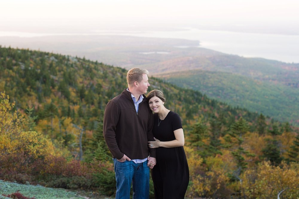 bar harbor family pictures