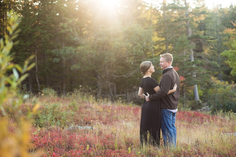 Acadia-Maternity-Pictures
