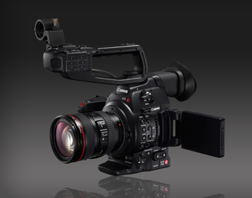 The C100 Mkii ... more bang, same buck.