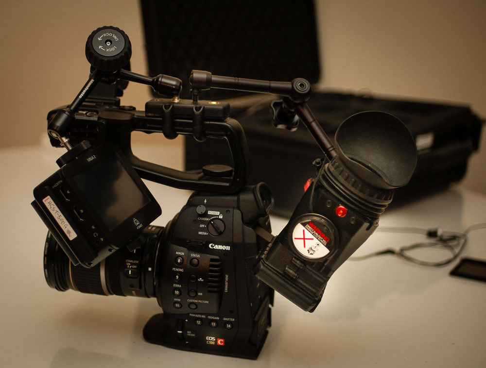 My C100mki with Ninja and Z-Finder: PMPD!