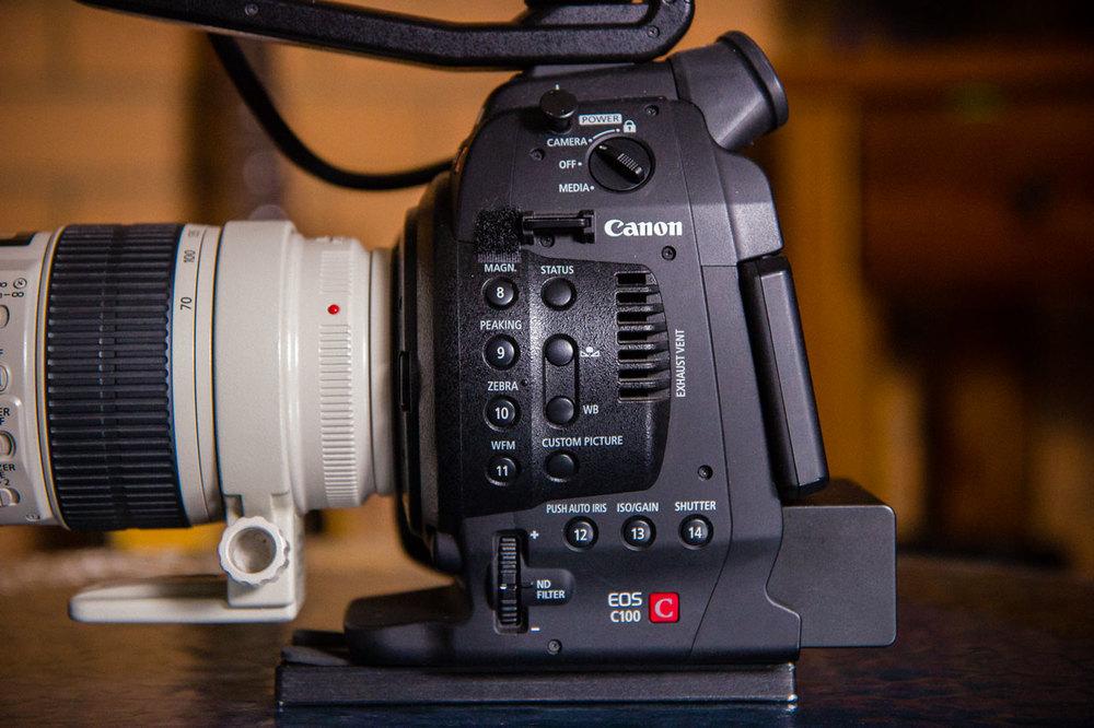 Benzen A Cam:The C100 Mark 1