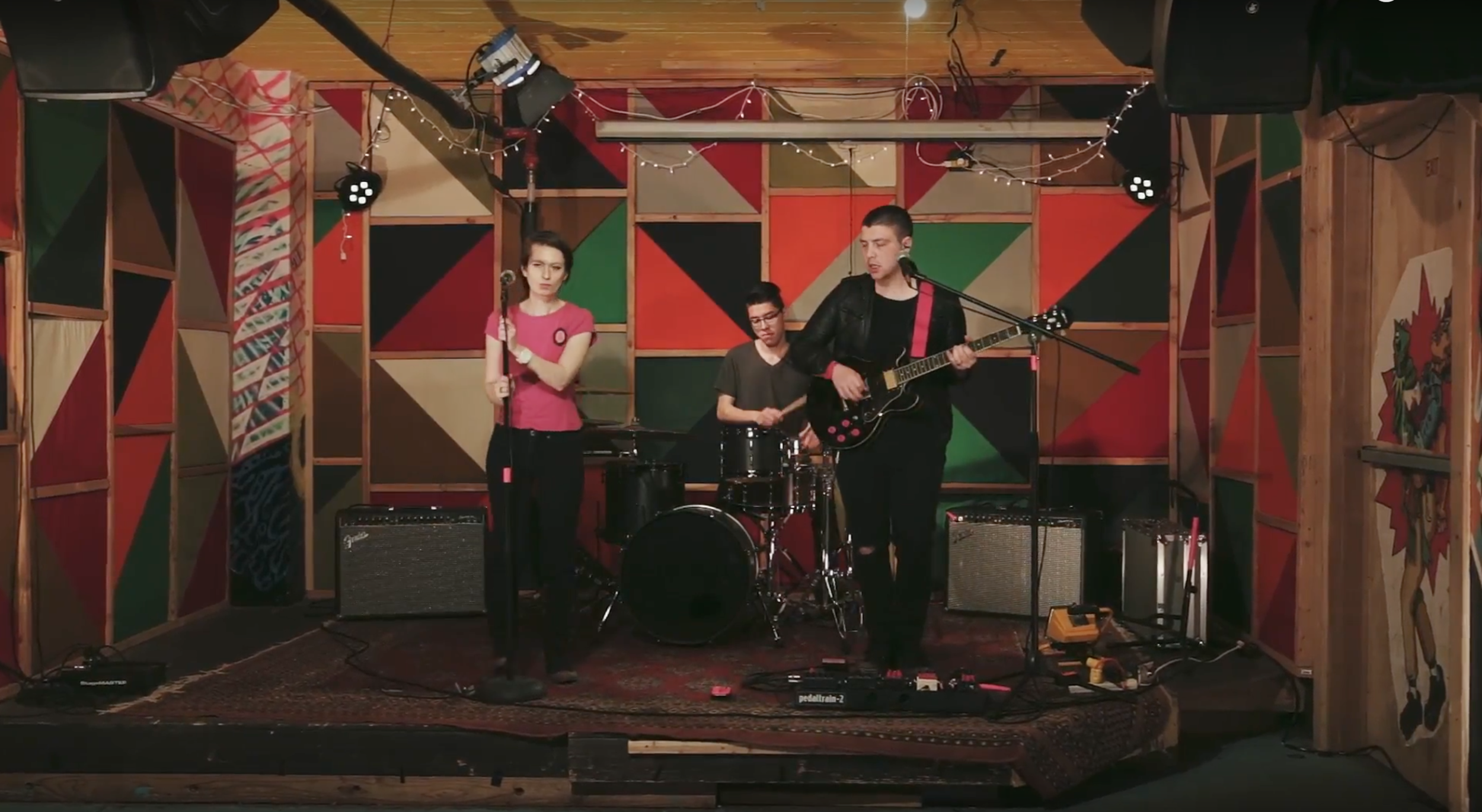 VIDEO PREMIERE: The Shows - Limerence   ThrdCoast