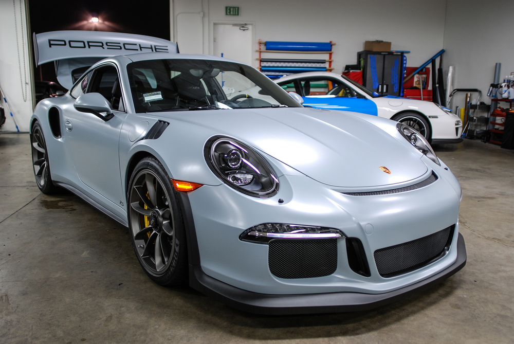 The Legend 991 Porsche Gt3rs Complete Restyle Sd Wrap