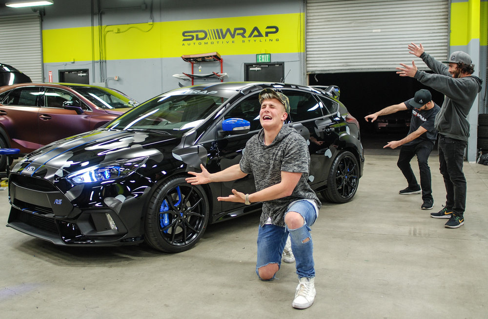 the legend jake paul s insane focus rs by sd wrap sd wrap