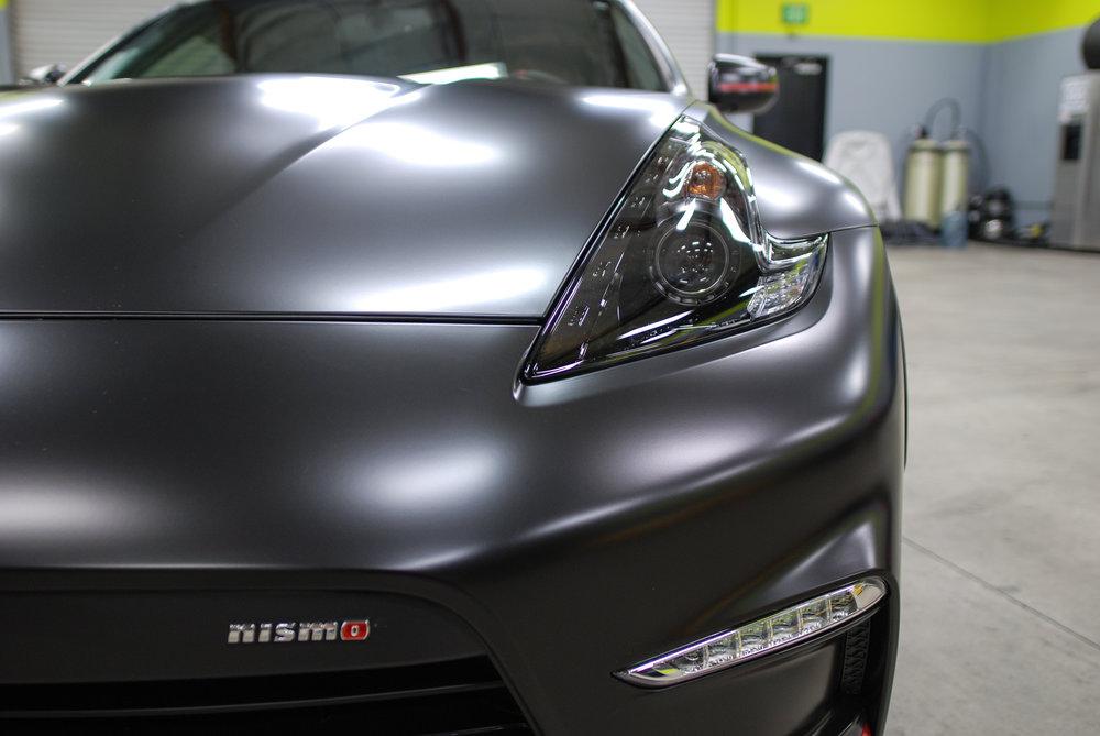 Nissan Nismo 370z Full Wrap — SD WRAP