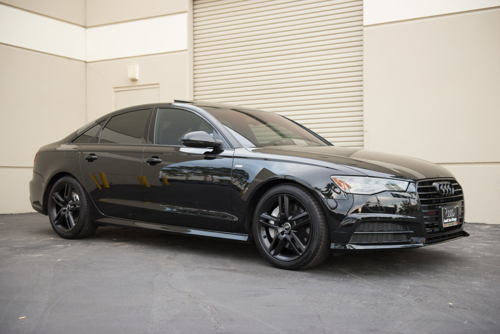 Audi A6 Blackout Package — SD WRAP Audi A Black Satin on audi a4, audi black edition, audi tt black, mazda mazda3 black, mercedes-benz cl550 black, audi b7 black, audi q5, audi s8 black, mercedes-benz e350 black, audi s6 black, audi s5 black, honda accord sedan black, volkswagen passat tdi black, audi a7 black, audi s7 black, range rover black, audi a8, audi a3, 2016 audi rs black, audi a5,