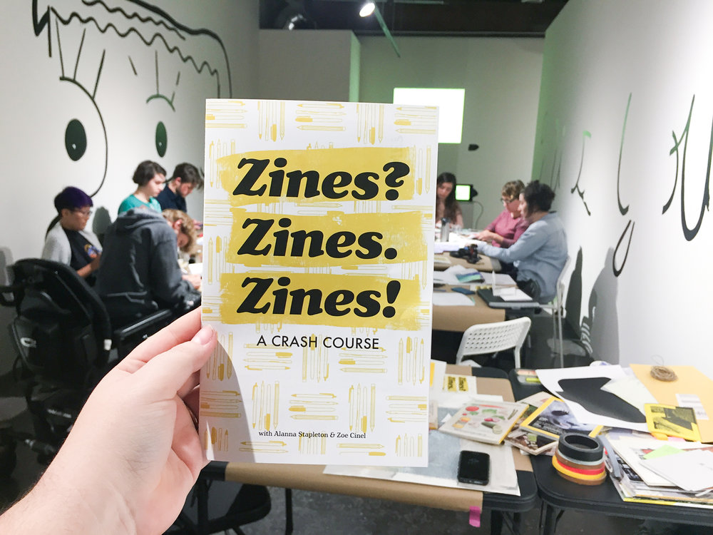 Zines Workshop -