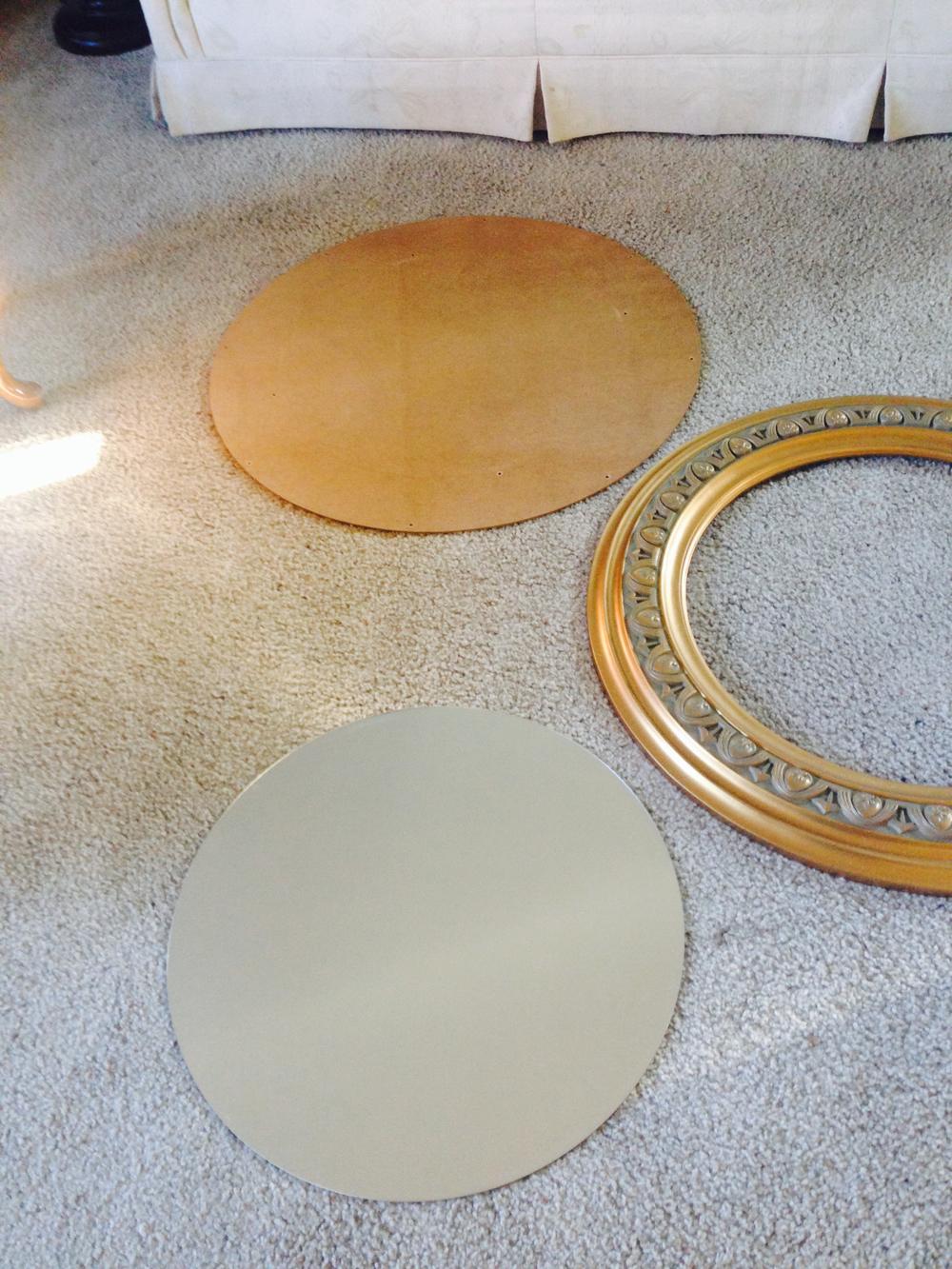 The Winterized DIY Mirror