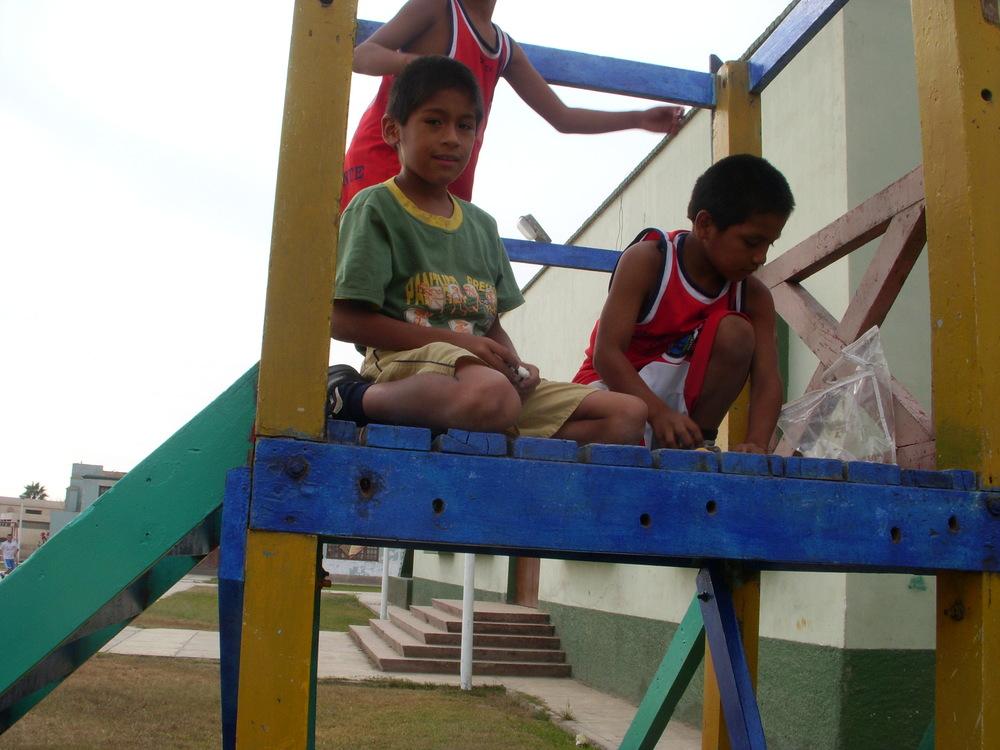 Los Niños de PPA