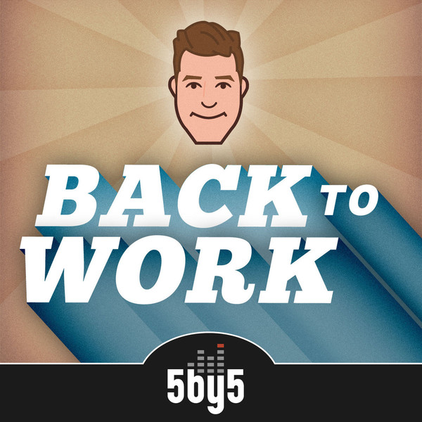 Cover art for Back to Work