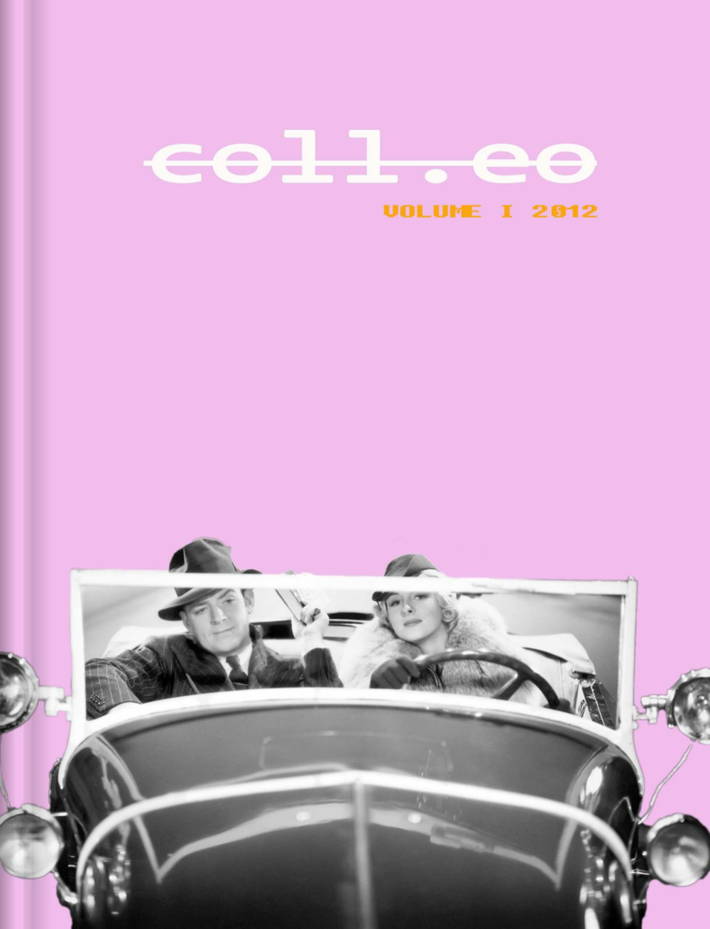 COLL.EO magazine, vol. I, 2012