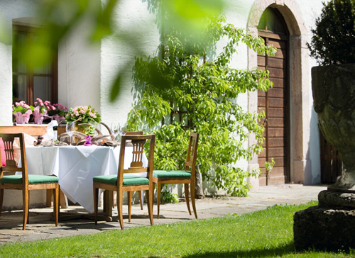 ROMANTIK HOTEL GMACHL - Salzburgs Idylle...