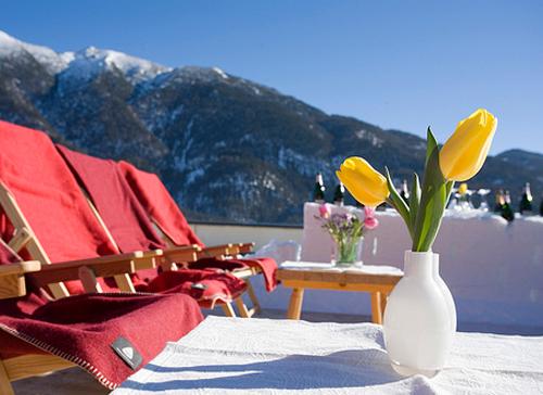 DAS KRONTHALER - Design & Alpine Lifestyle