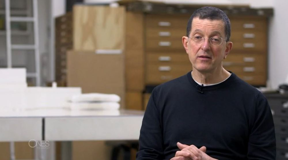 Antony Gormley  im Interview