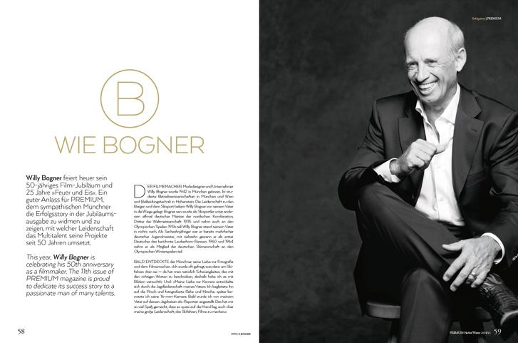 willy bogner