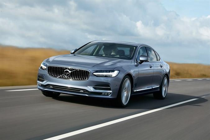 PREISGEKRÖNTES DESIGN:Der neue Volvo S90