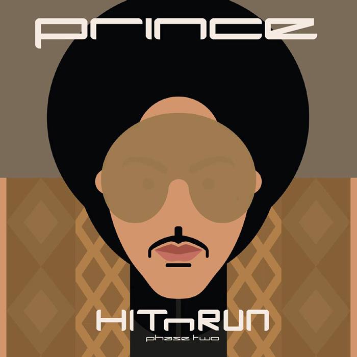 IN MEMORIAM PRINCE: Das neue PRINCE Album HITnRUN phase two