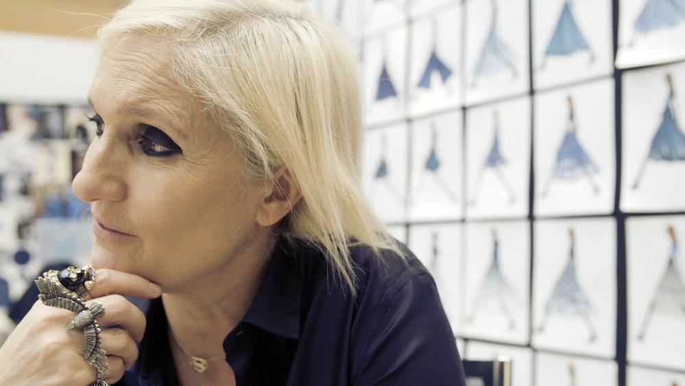 DIOR - Maria Grazia Chiuri über Dior...