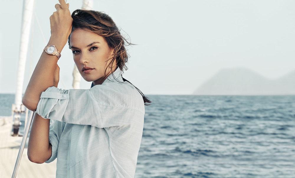 OMEGA - Alessandra Ambrosio