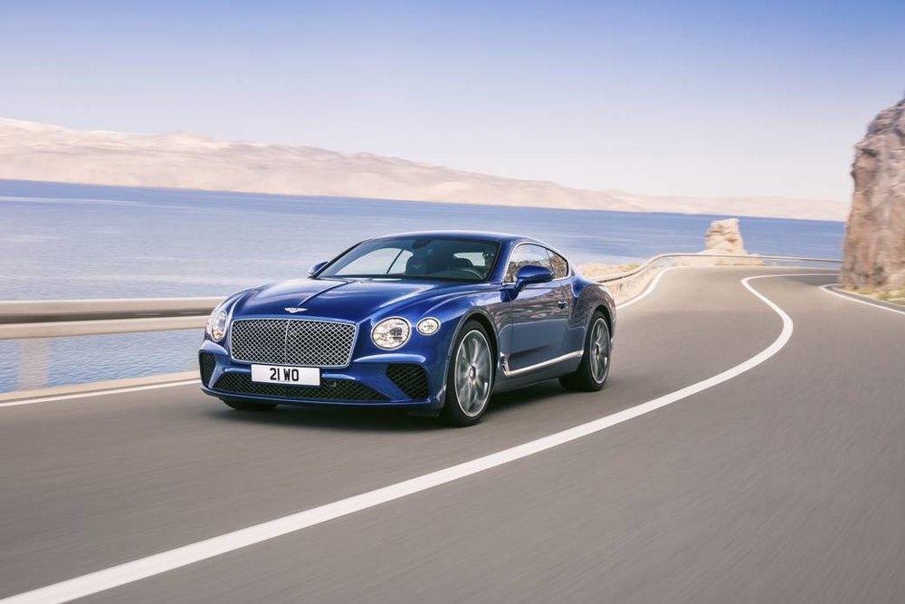 BENTLEY - Der neue Continental GT