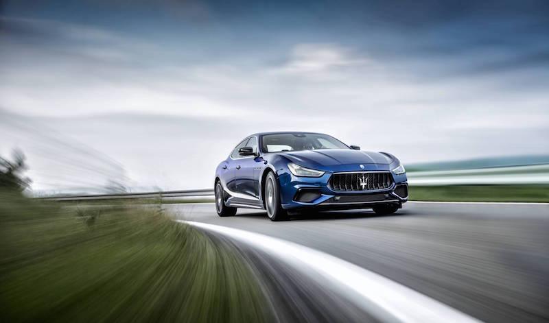 PAPPAS - präsentiert: Maserati Ghibli