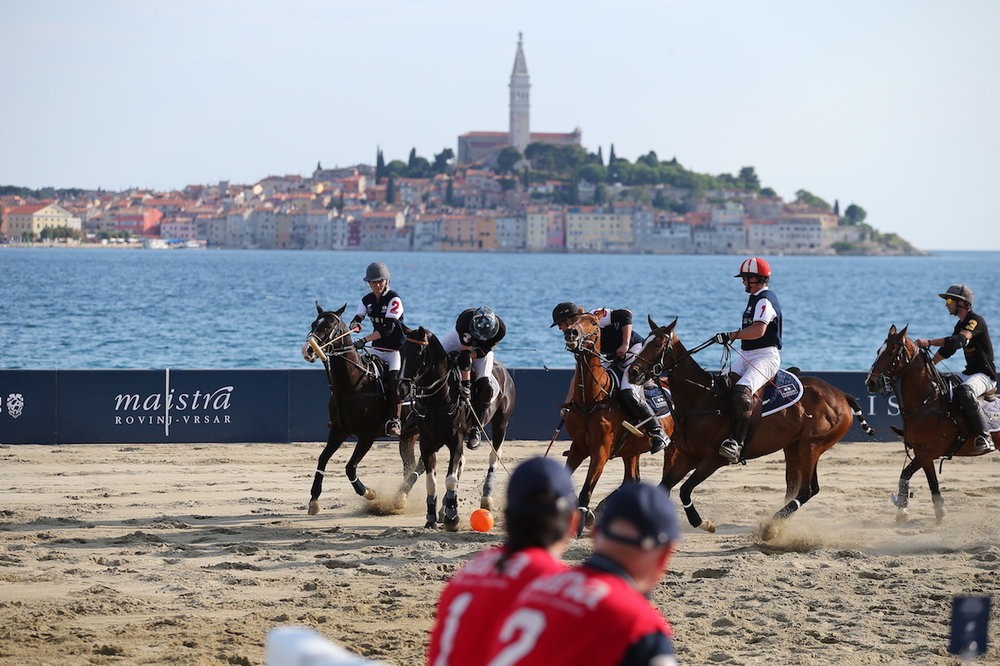 ROVINJ BEACH POLO CUP 2018 - Das Top-Event