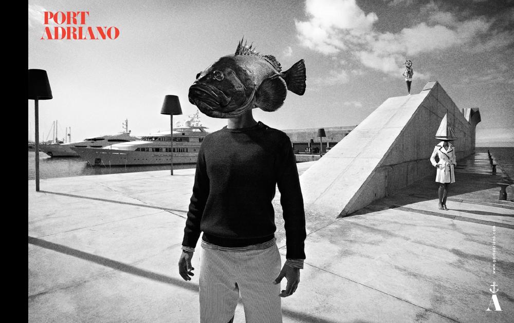 Client: Port Adriano    Agency: Paradigma FCM    Architecture & Design:  Philippe Starck