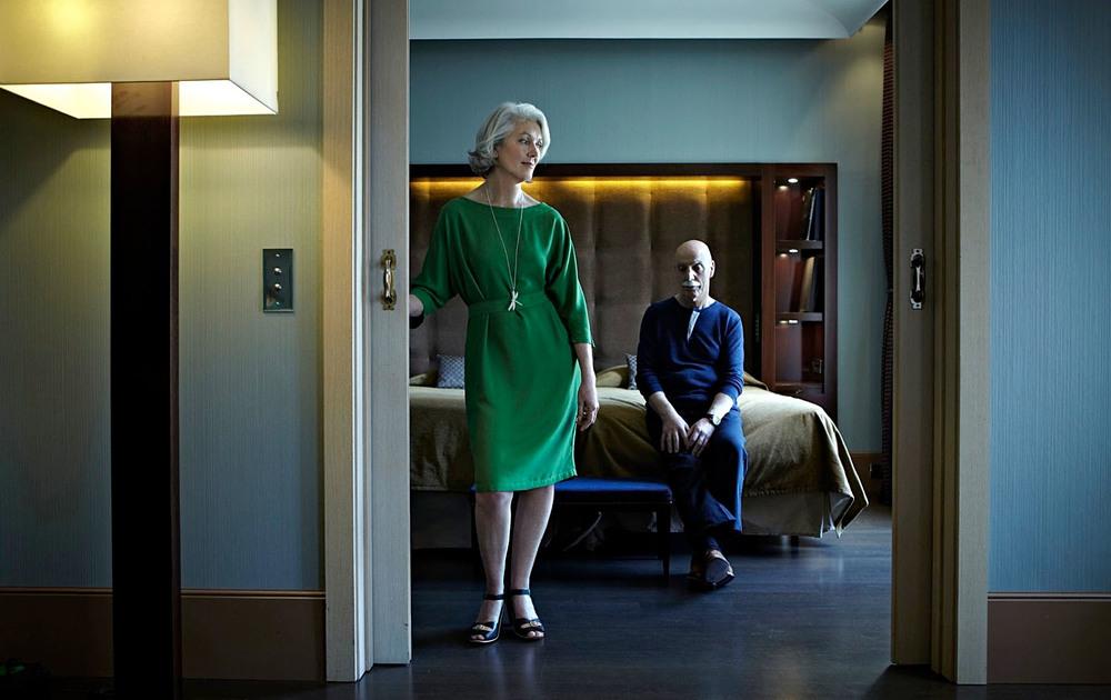 Client: Magazine La Vanguardia  Special Senior Fashion.  Cover and interiors