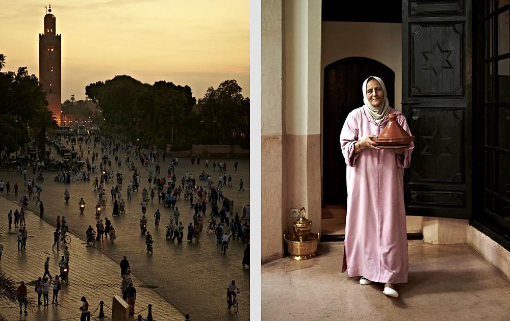 Client:  Travel & Leisure magazine    Location:  Marrakech, Morocco.