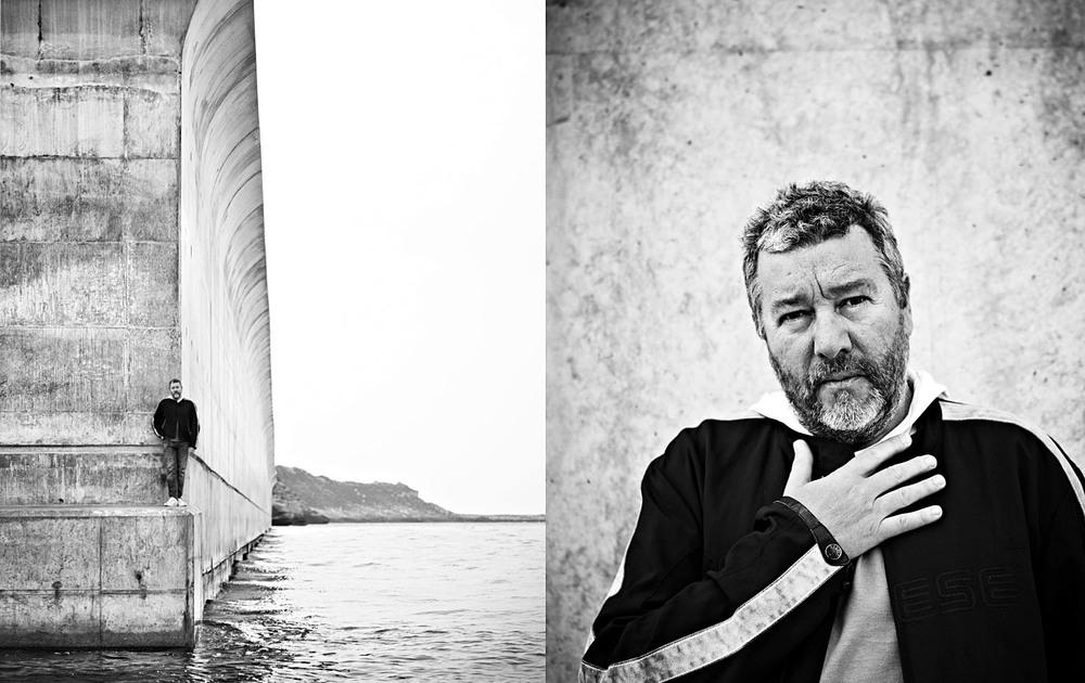 Client: Port Adriano, Mallorca.  Philippe Starck, industrial designer.