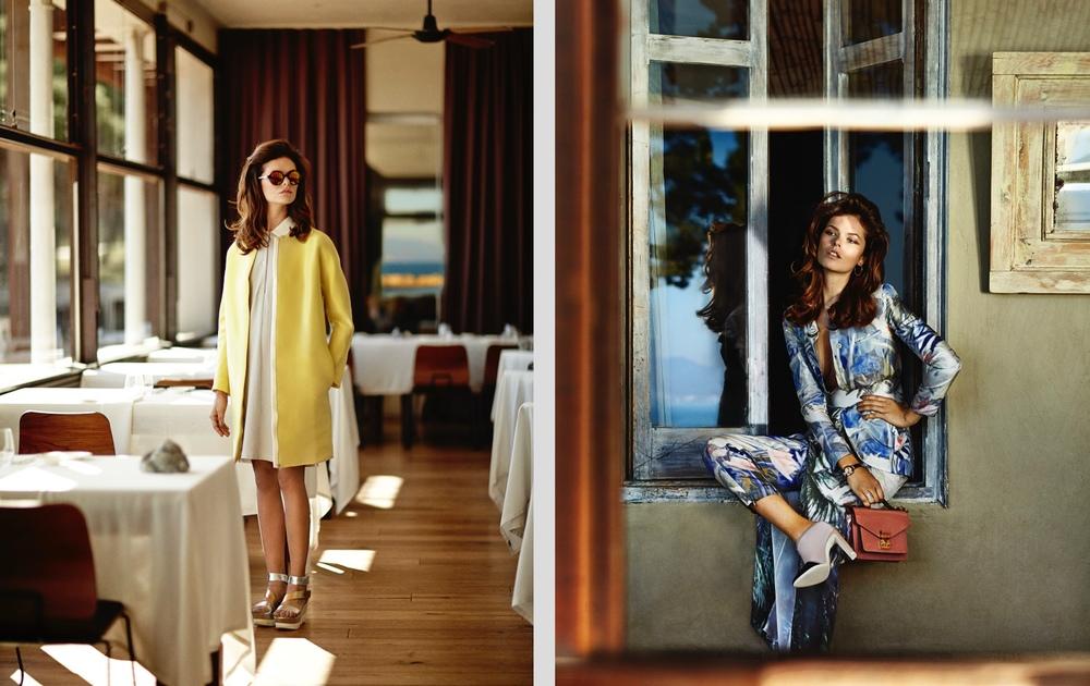 Client: Magazine La Vanguardia  Cover and interiors