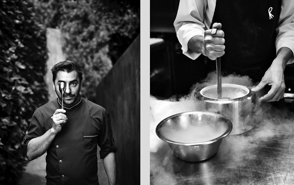 Jordi Roca, best Pastry Chef in the world.