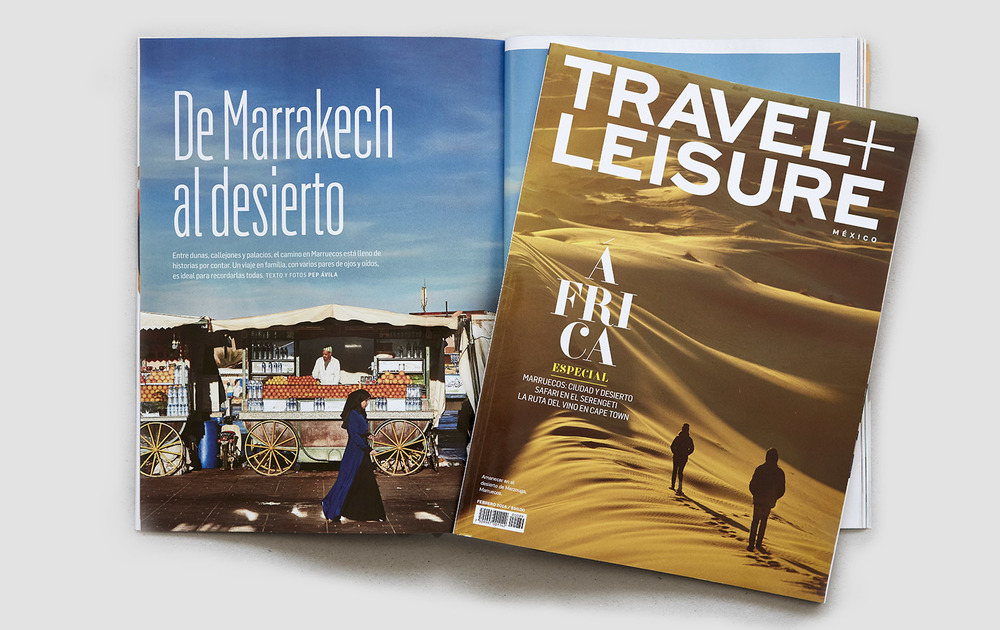 Client:  Travel & Leisure magazine   Location:  Marrakech, Morocco.  Article and photos for the cover and interiors.