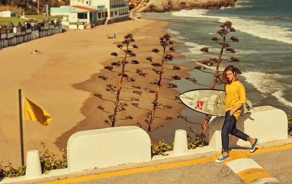 Client:  H; Hombre de Vanguardia   Model:  Biel Juste ( Sight Management)   Location:  Garraf, Barcelona, Spain.