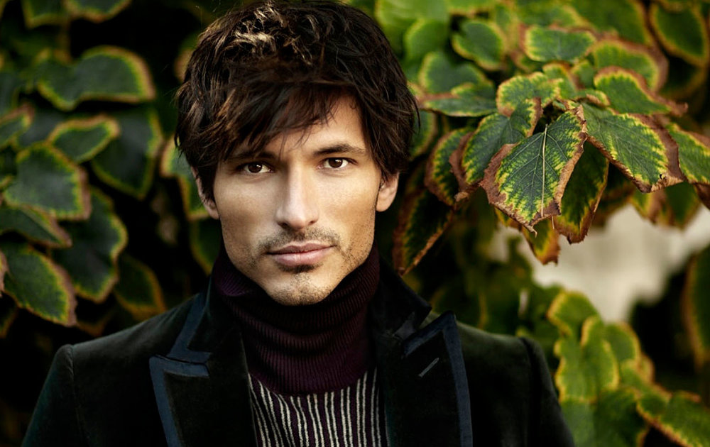 ANDRÉS VELENCOSO FOR MAGAZINE LV