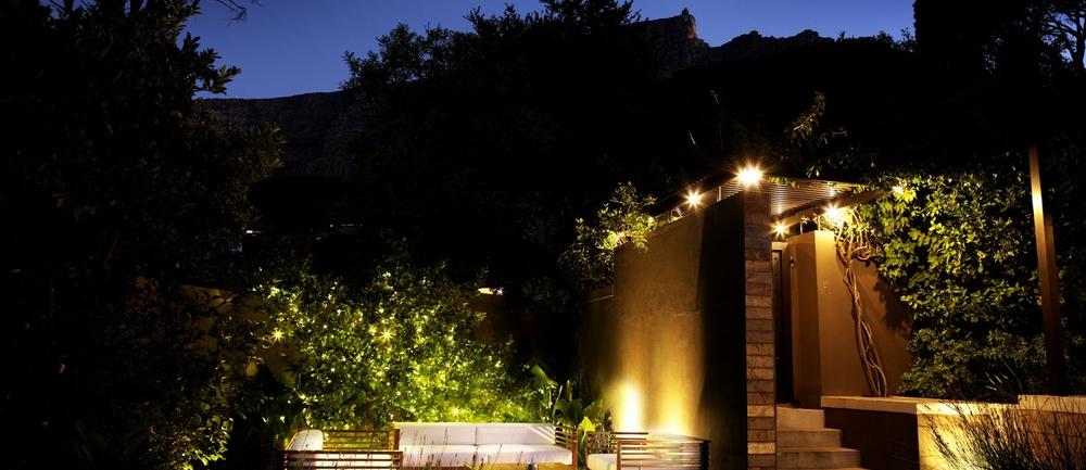 Kensington Place at Night