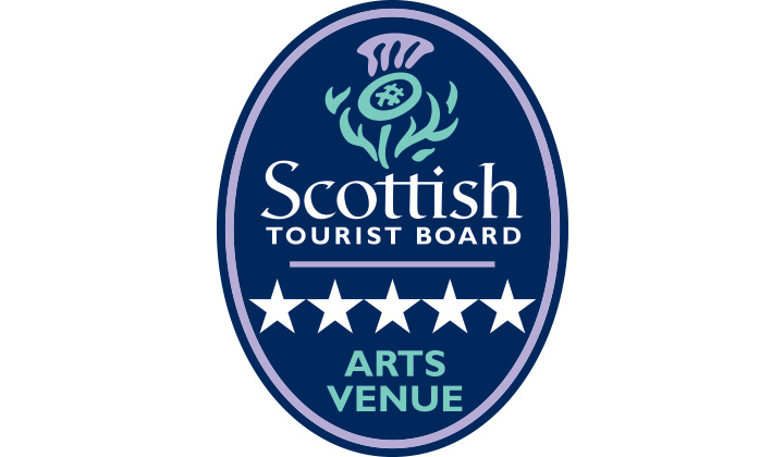 Visit Scotland - 5 Star Arts Venue